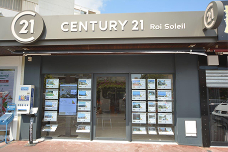 Agence immobilière CENTURY 21 Roi Soleil, 06600 ANTIBES